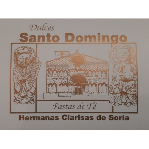 Pastas de té Hermanas Clarisas de Soria