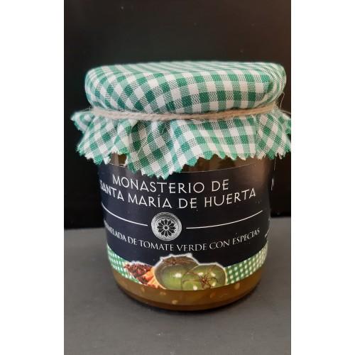 Mermelada de tomate verde con especias