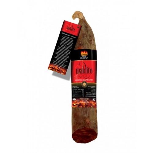 Chorizo maldito La Hoguera