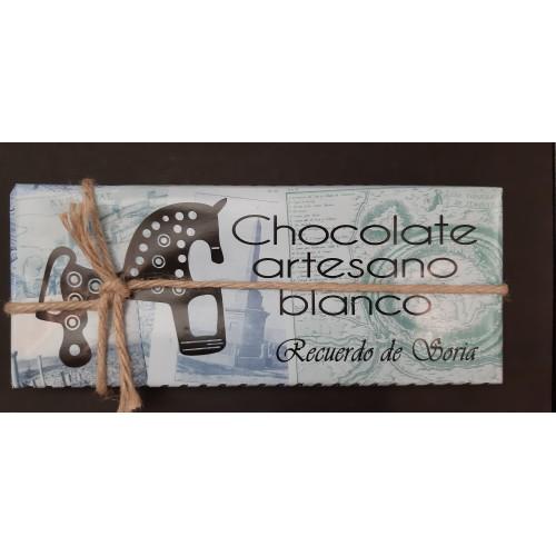 Tabletón chocolate blanco 400 gr