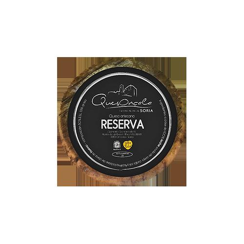 Queso de Oncala. Oveja reserva, pza 600 gr