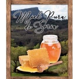 Miel pura de Soria